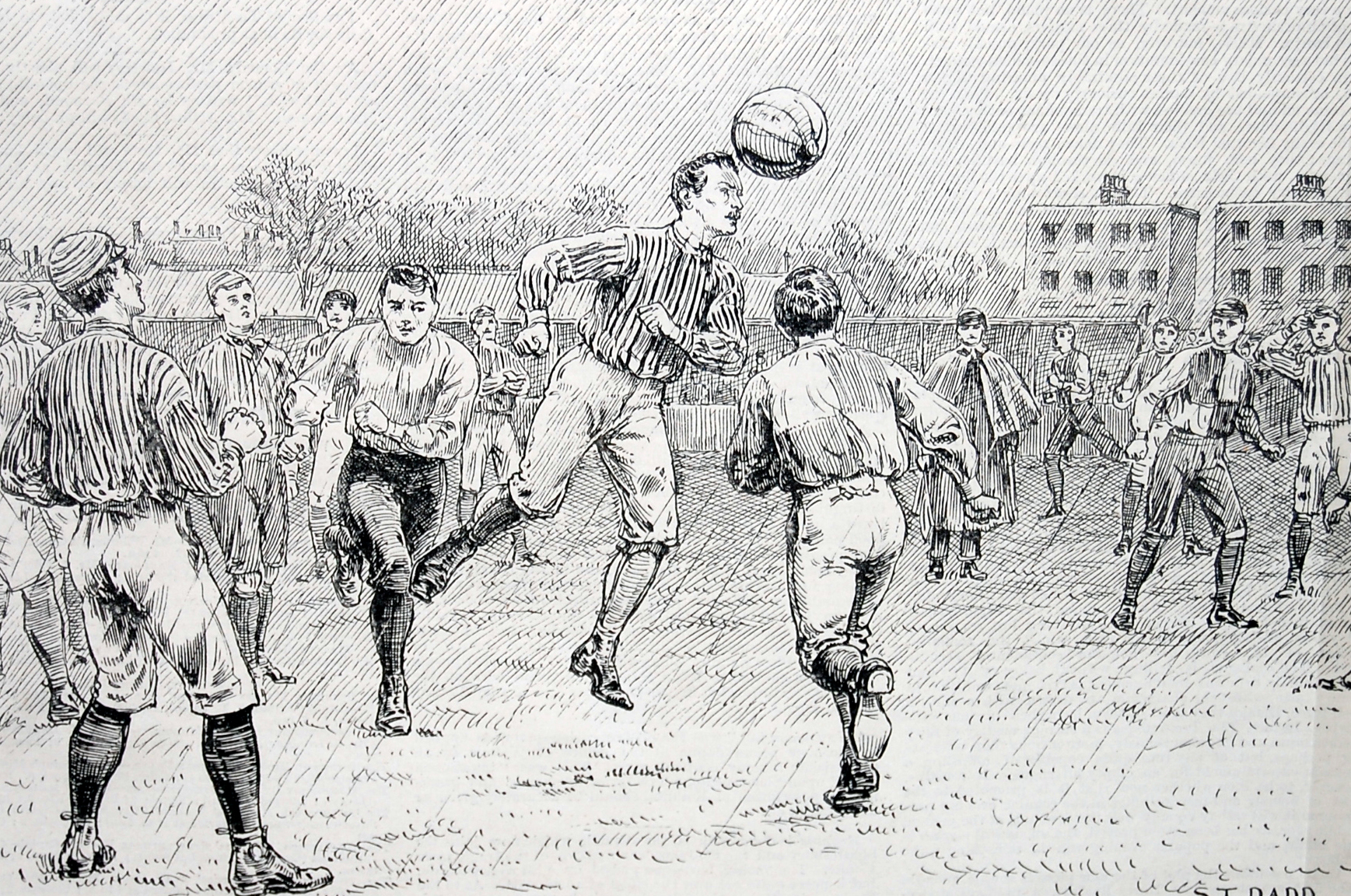 the ancient origins and development of football A ancient football - the first foot ball in history the first ever soccer ball in history was invented by ancient civilizations, 3000 years ago the chinese, aztec and maya indians, and egyptians each had their own contributions to the first soccer ball in history.